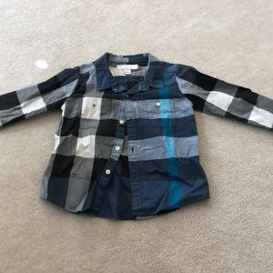 Burberry Button-down 2T